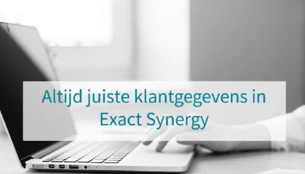 Exact Synergy Logo