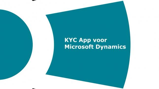 KYC App voor Microsoft Dynamics Logo