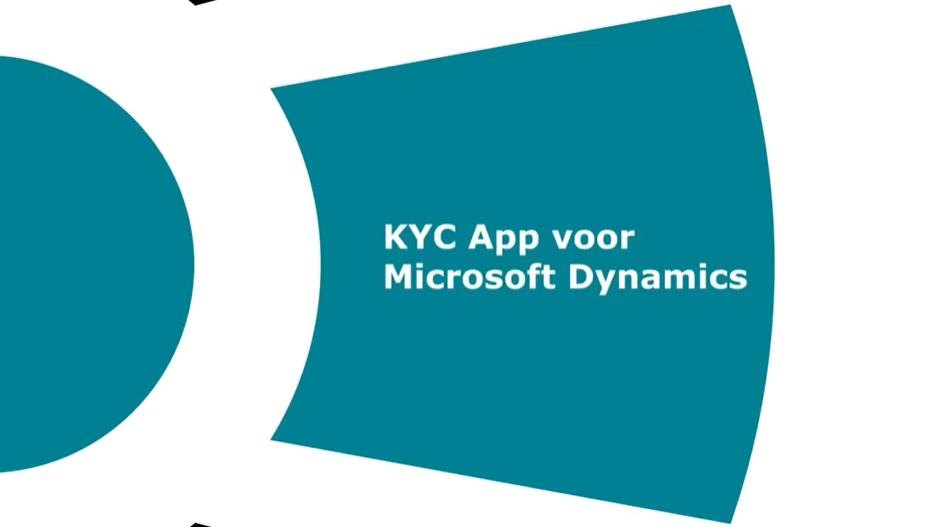 KYC App voor Microsoft Dynamics