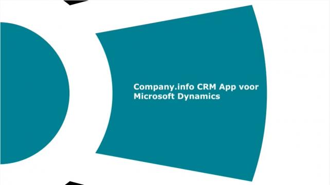 CRM App voor Microsoft Dynamics Logo